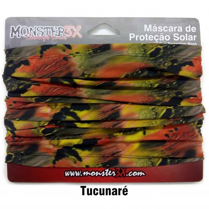 Máscara de Proteção Solar Monster 3X