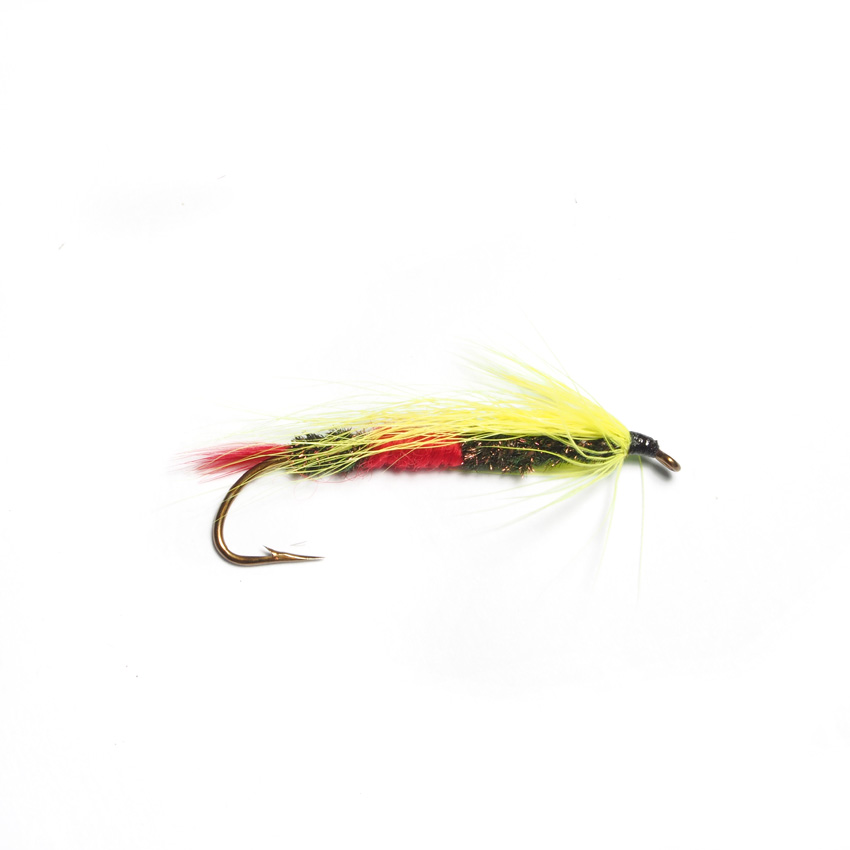 Mini Bucktail Streamer