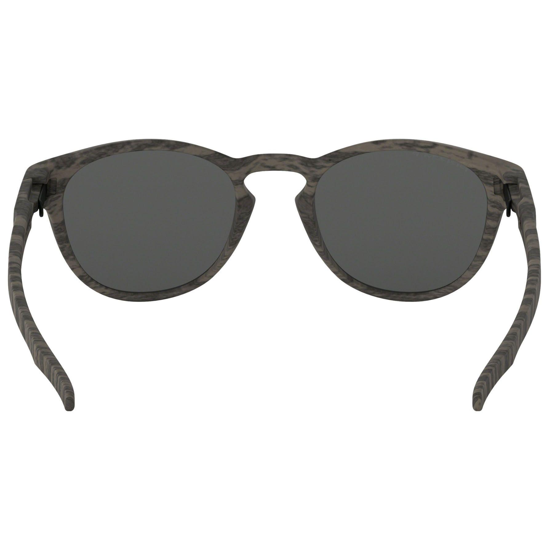 Óculos Polarizado Oakley Latch Woodgrain Prizm Daily Polarized