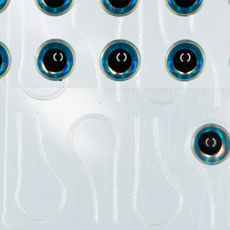 Olhos de Amarrar Grip EZ Eyes (3D)