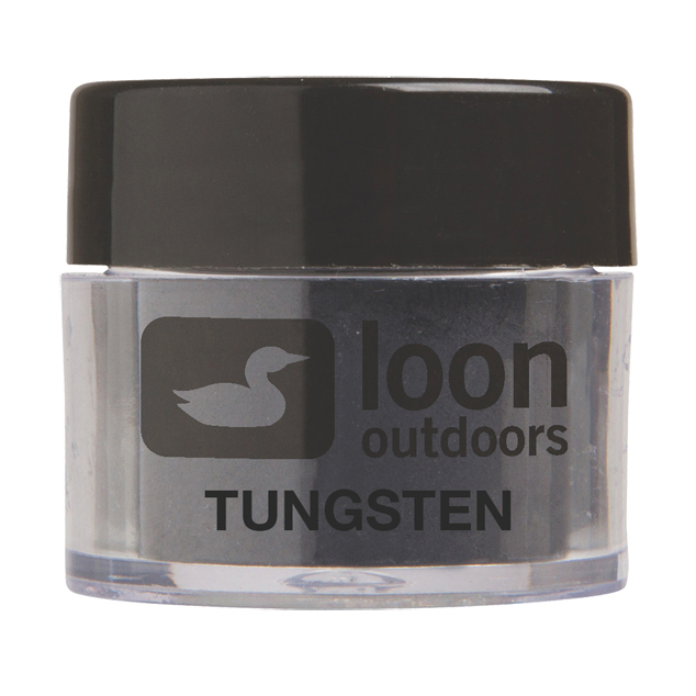 Pigmento de Tungstênio Loon Outdoors Fly Tying Powder Tungsten