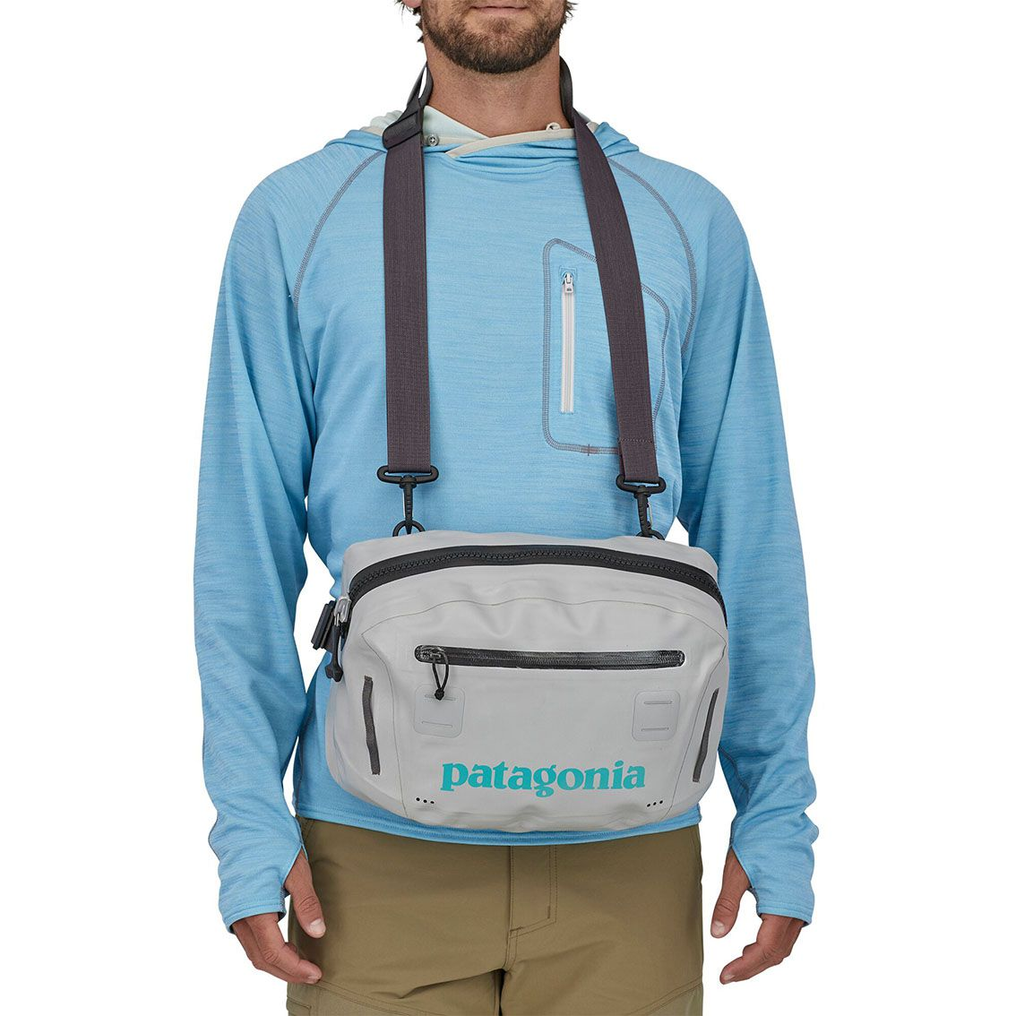 Pochete Patagonia Stormfront Hip Pack 10L