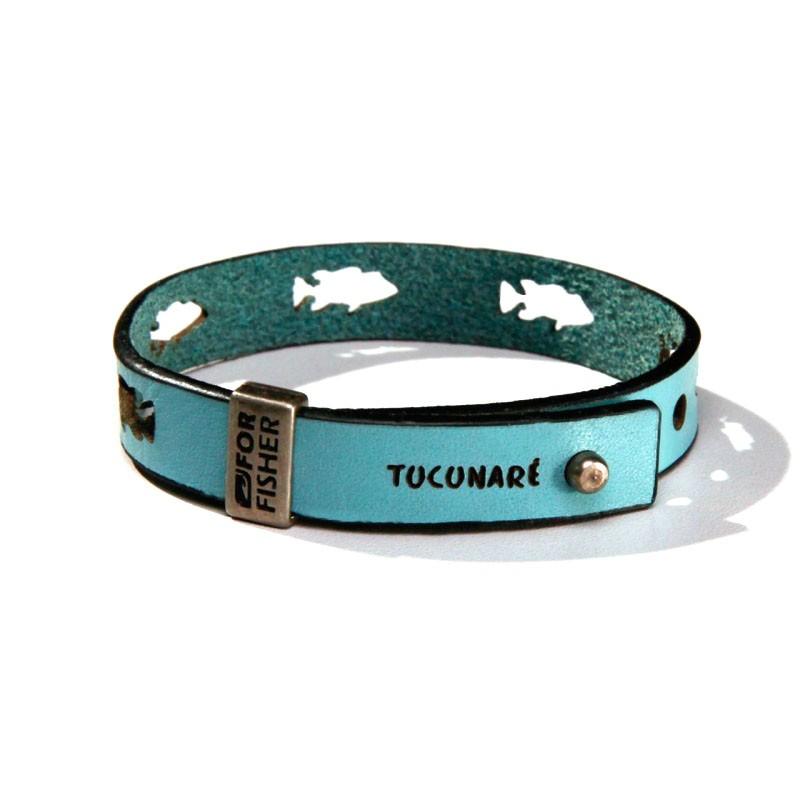 Pulseira For Fisher Tucunaré em Recorte