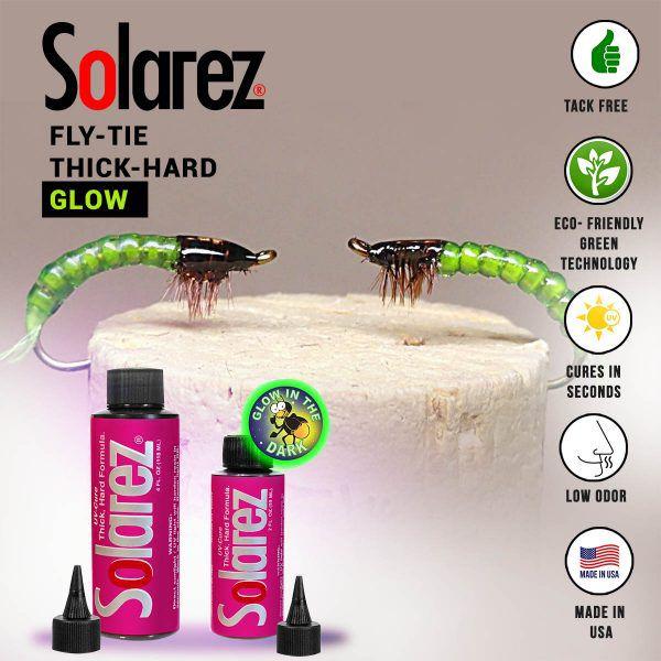 Resina UV Solarez Thick Glow (Grossa)