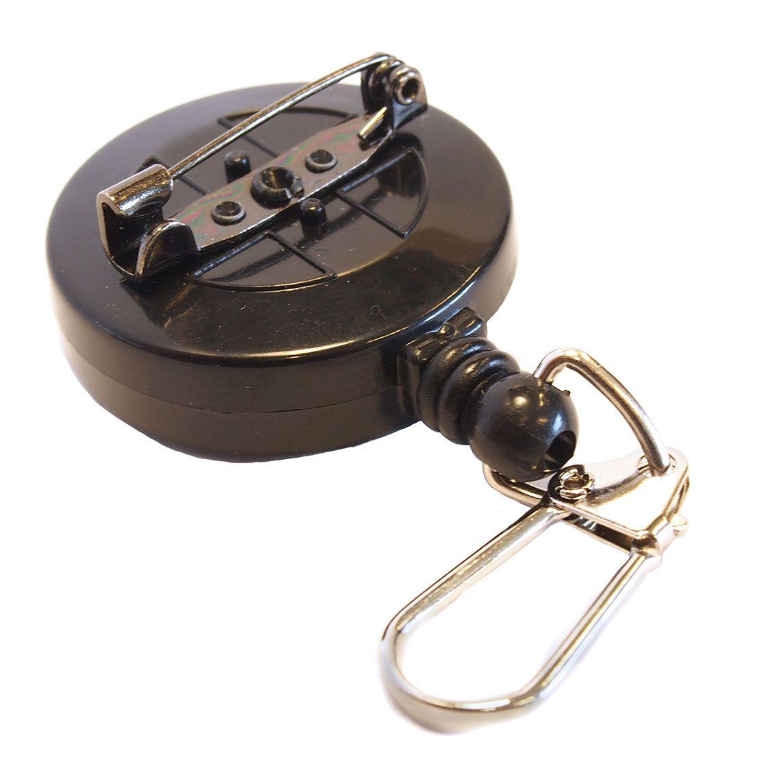 Retrátil Anglers Image X-Long Zinger Pin-On