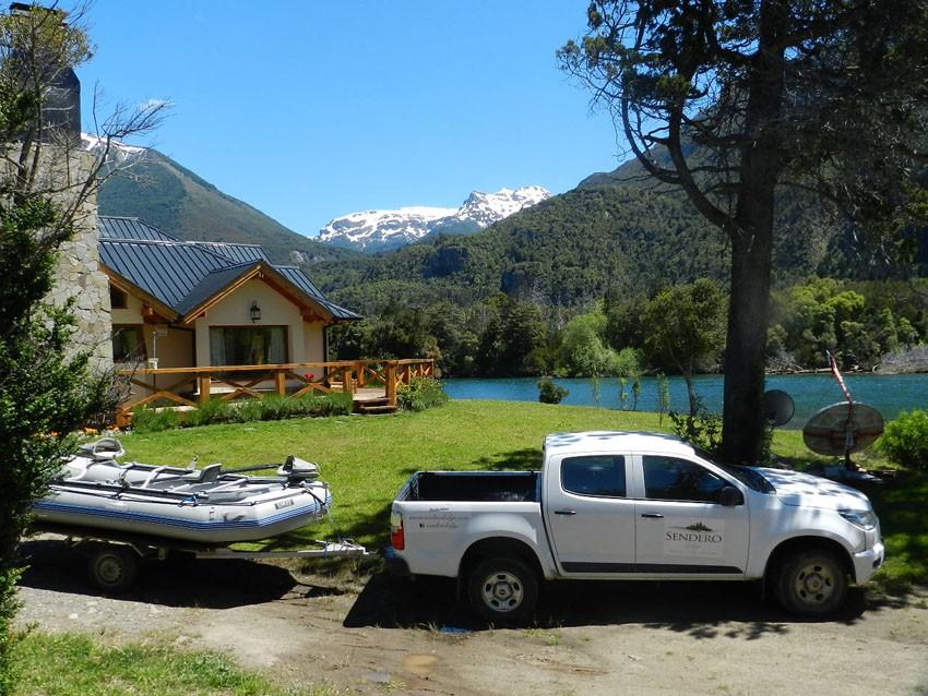 Sendero Lodge - Chubut, Patagônia Argentina - 6 dias de pesca (10 a 17 de Fevereiro 2019)