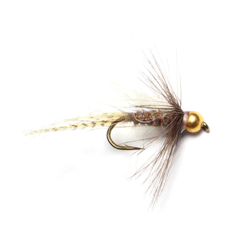 Sparkle Emerger Bead Head