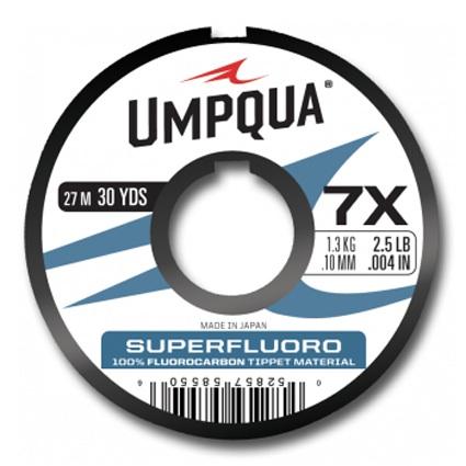 Tippet de Fluorocarbono Umpqua Superfluoro