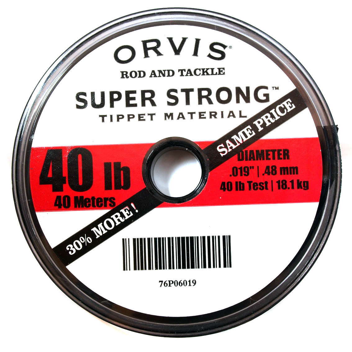 Tippet de Nylon Orvis Super Strong