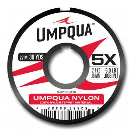 Tippet de Nylon Umpqua (8X)