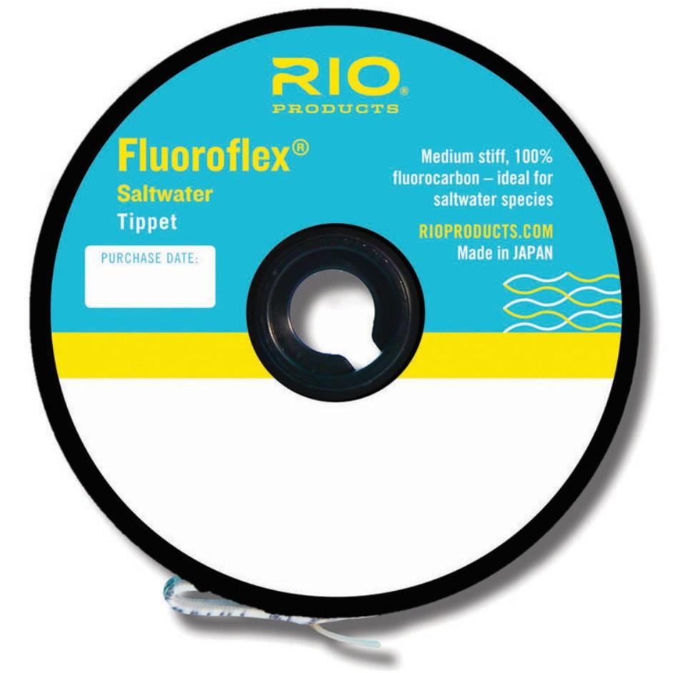 Tippet RIO Fluoroflex Saltwater (Fluorocarbono)