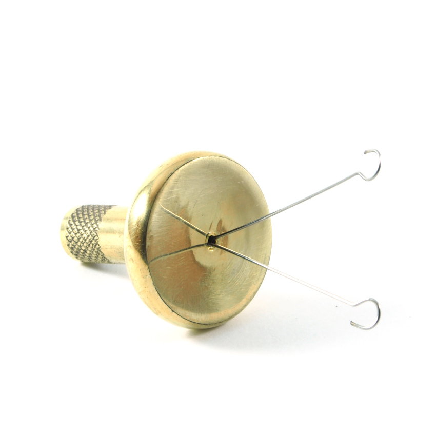 Torcedor de Material Terra Brass Dubbing Whirl