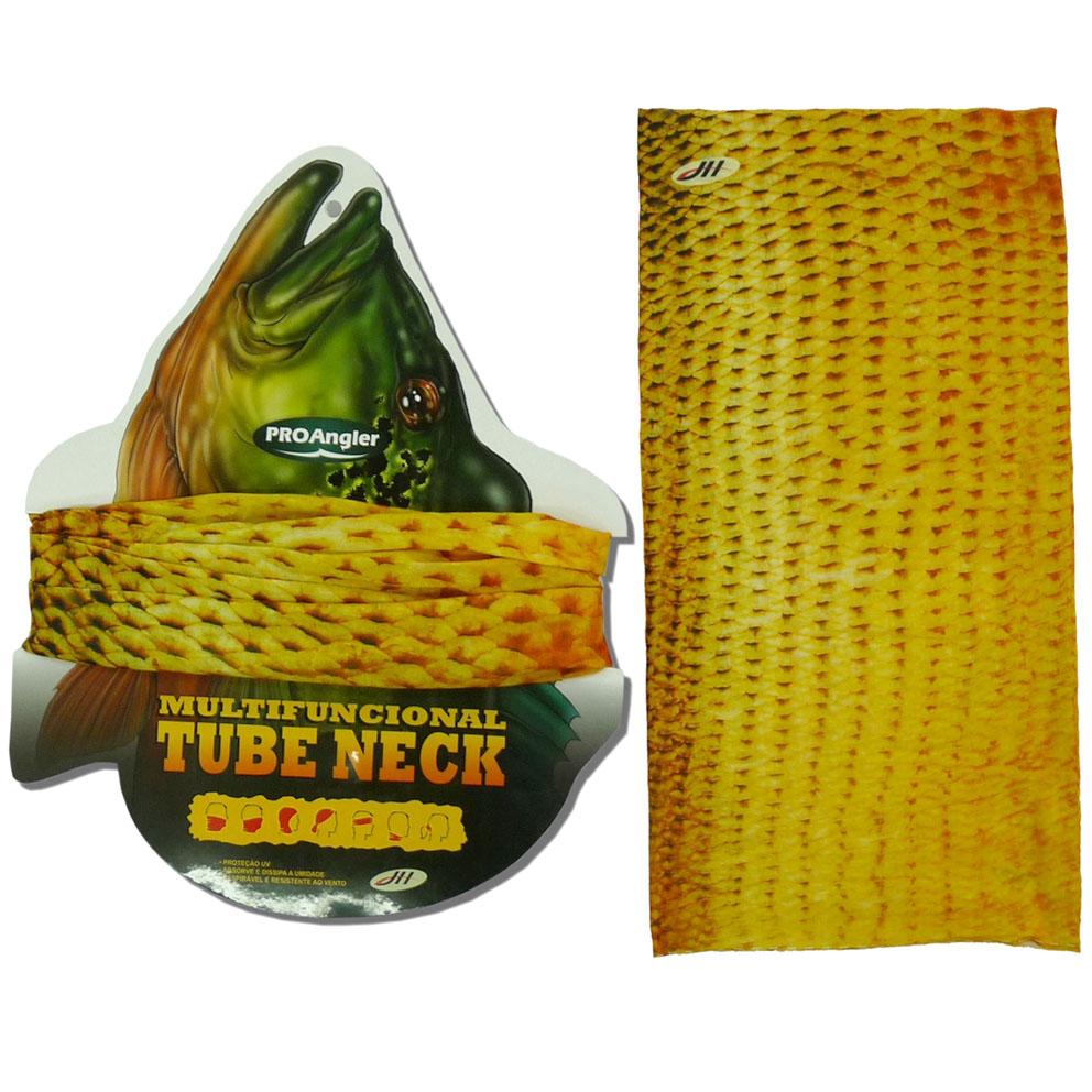 Bandana com Proteção UV Pro Angler Tube Neck Multifuncional