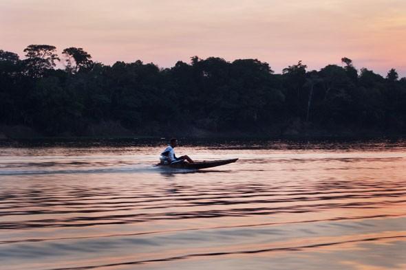 Relato Tucunarés na Amazônia - Rio Juma