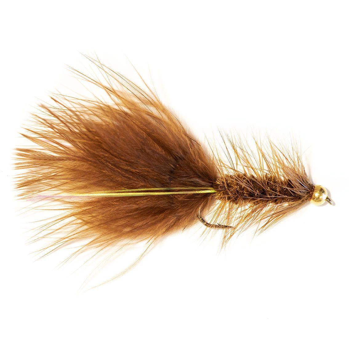 Wooly Bugger Bead Head (#06)