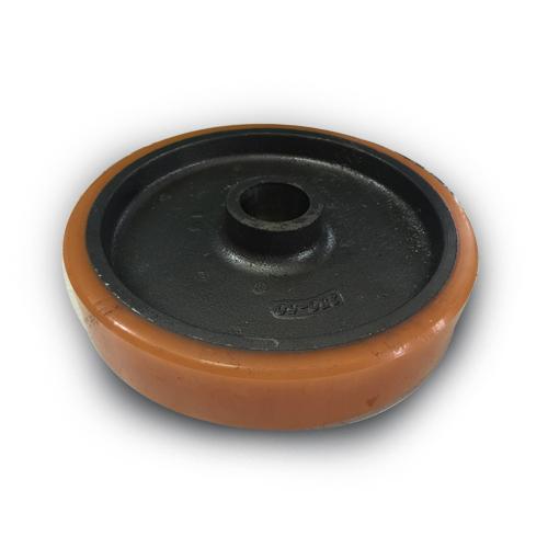 Roda maciça poliuretano-ufo R102 (PU) - Linha IPV-RODA  - INOVASTORE - Loja on-line INOVAPORT