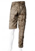 Calça-Bermuda Camuflada Digital Deserto UltraLight Masculina