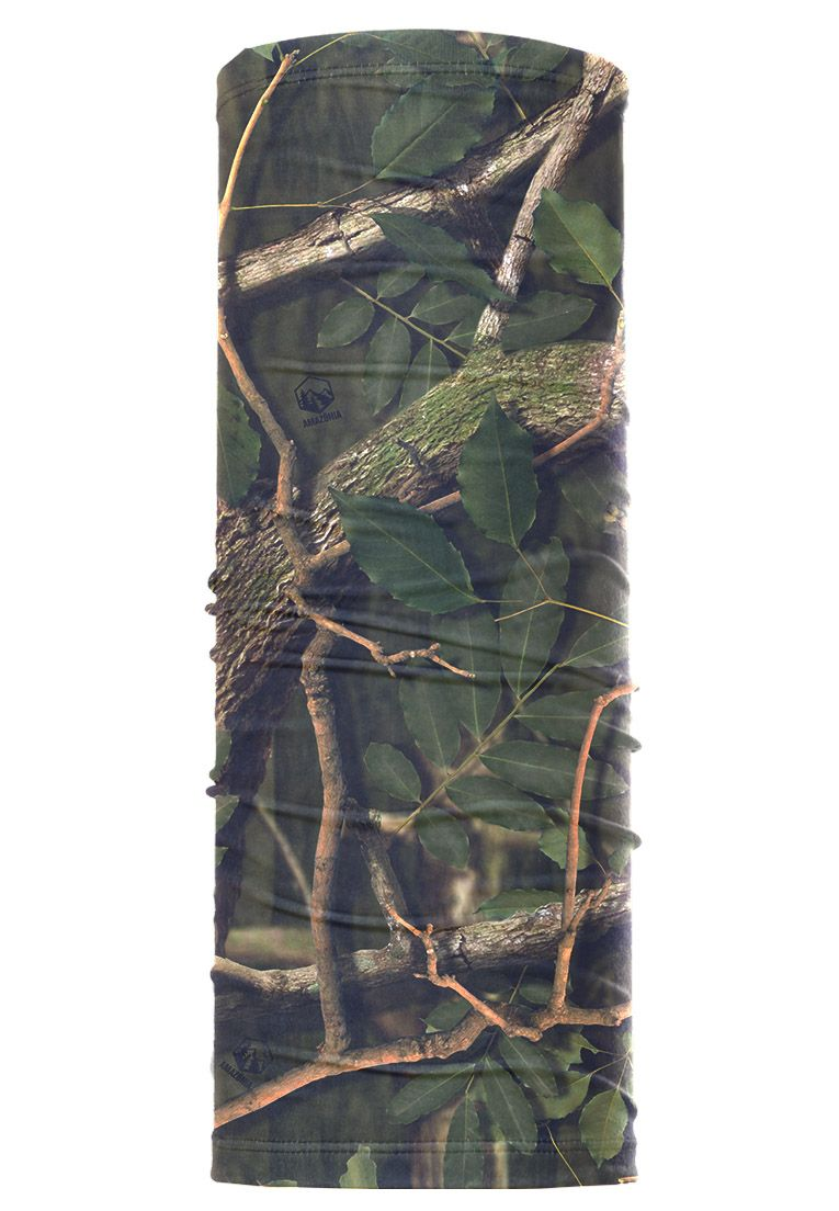 Bandana Tube neck Camuflado Amazônia  - REAL HUNTER OUTDOORS