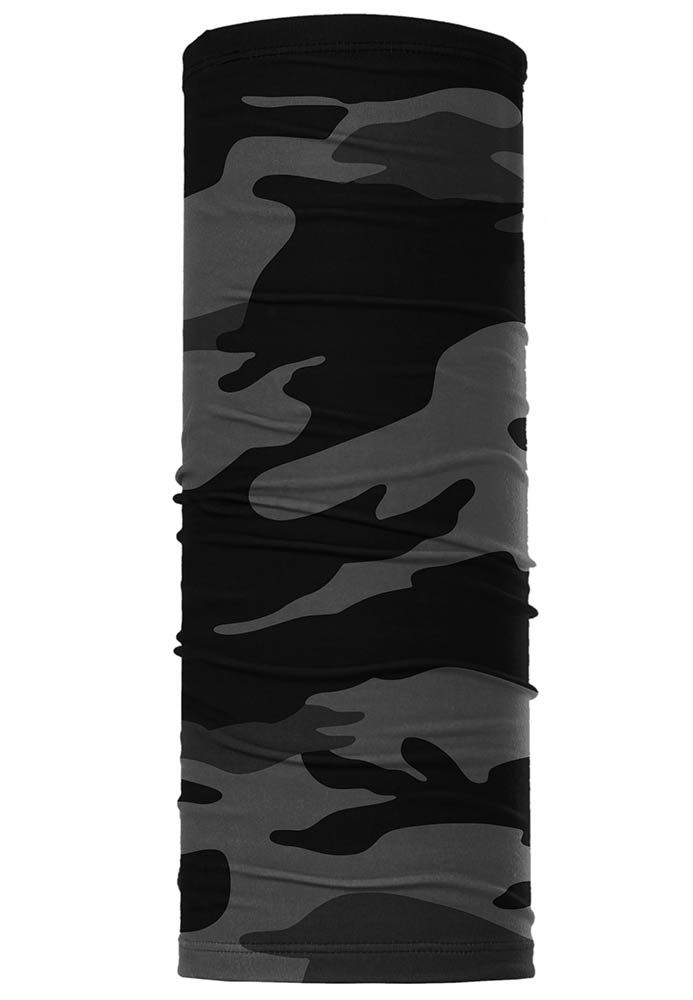 Bandana Tube neck Camuflado Urbano Black  - REAL HUNTER OUTDOORS
