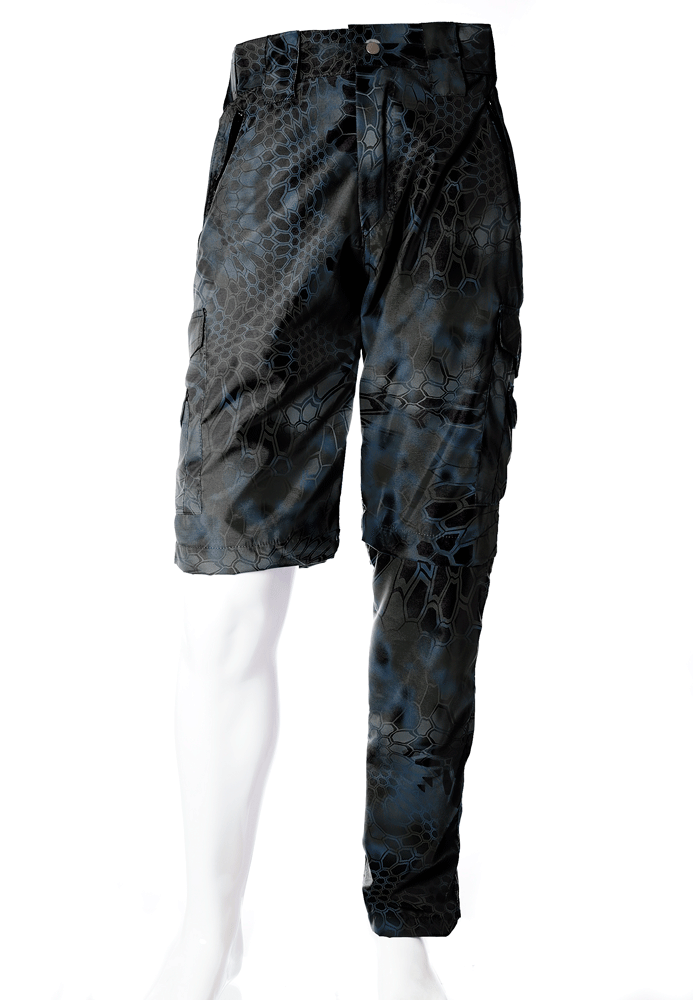 Calça-Bermuda Camuflada Neptune UltraLight Masculina  - REAL HUNTER OUTDOORS