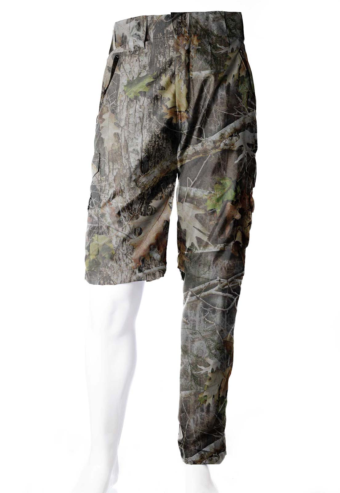Calça-Bermuda Camuflada Realtree UltraLight Masculina  - REAL HUNTER OUTDOORS