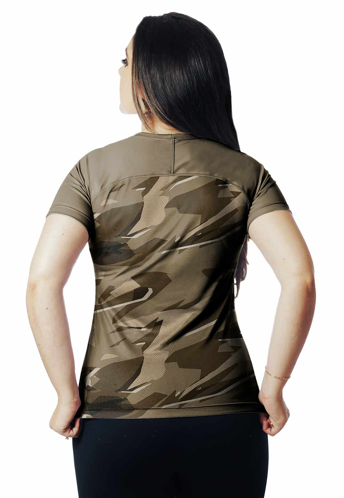 CAMISA DE PESCA DIA PROTEÇÃO UV PARABELLUM 01 REAL HUNTER FEMININA  - REAL HUNTER OUTDOORS