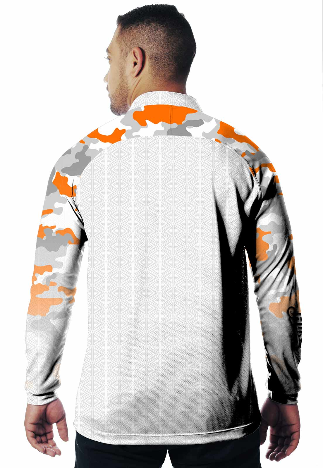 CAMISA DE PESCA FISH PRO 20 MASCULINA + BANDANA GRÁTIS  - REAL HUNTER OUTDOORS