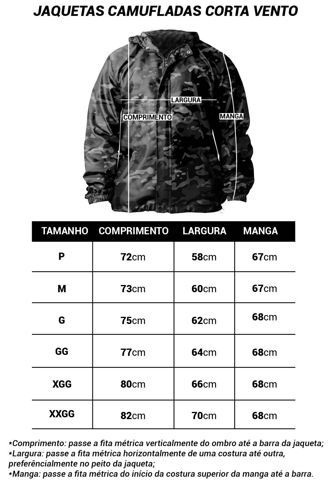 JAQUETA CORTA VENTO CAMUFLADA REALTREE  MASCULINA  - Real Hunter
