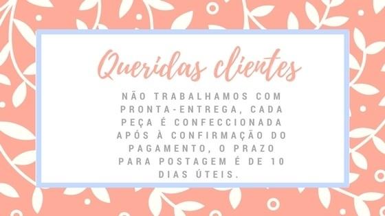 Calcinha brasileira flores Coral
