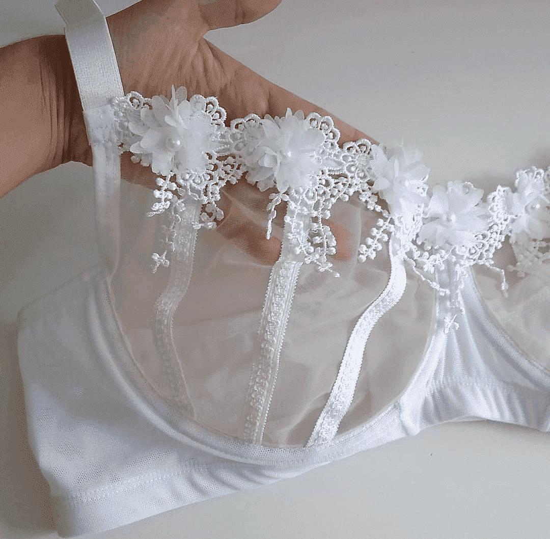 Sutiã Escarlate branco