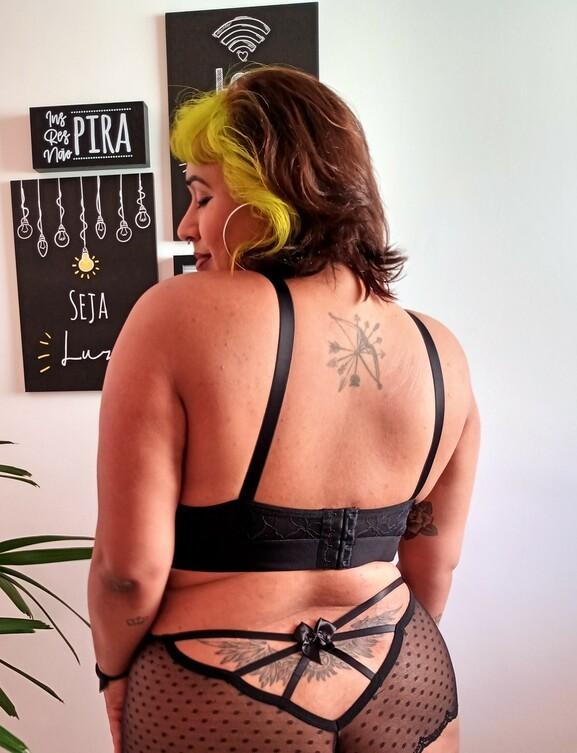 Sutiã Priscila preto