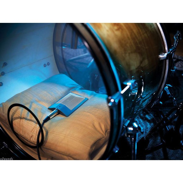 NOVO MICROFONE PARA BUMBO SHURE - BETA91A