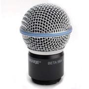 Cápsulas Para Microfone Shure Sem Fio Beta58a - RPW118