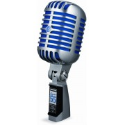 Microfone Clássico Shure para Vocal - Super 55