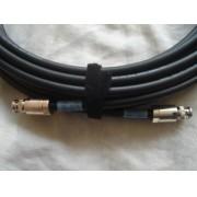 Cabo De RF De 50 Ohms Professional Wireless 7,62 Metros - S9046-25