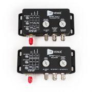 Sistema De Distribuição De Antena RF Venue Por Fibra Óptica - RF Optix S3
