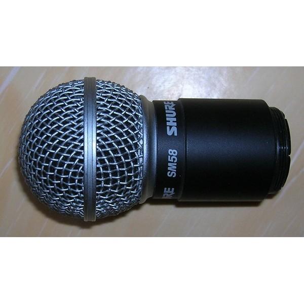 Cápsulas Para Microfone Shure Sem Fio SM58 - Rpw112