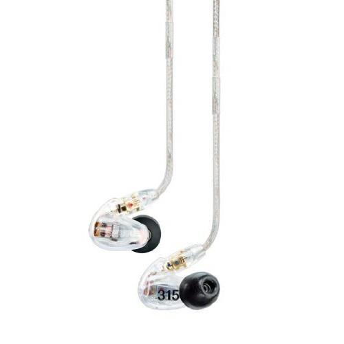 Fone de Ouvido Shure Para In Ear - SE315-Cl
