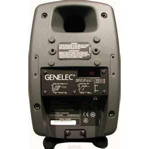 Monitor Ativo Genelec para Estudio 2 Vias Bi-Amplificado 5´ - 8030A