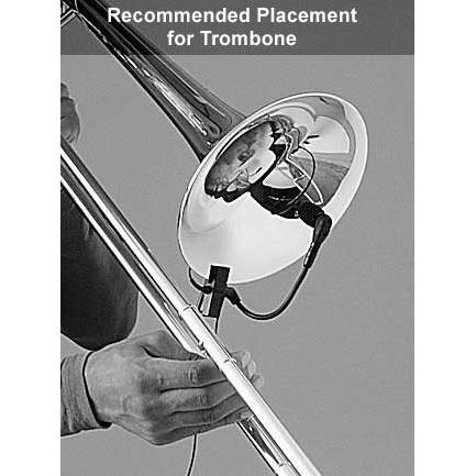 MICROFONE SHURE SUPERCARDÍOIDE COM PRÉ E CLAMP PARA INSTRUMENTOS - Beta 98H/C