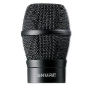 Cápsulas Para Microfone Shure Sem Fio KSM9 Preto - Rpw184