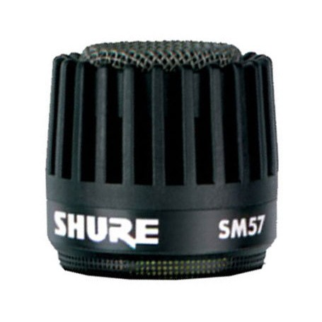 Globo (grille) Original Para Microfones Shure Sm57 - RK244G