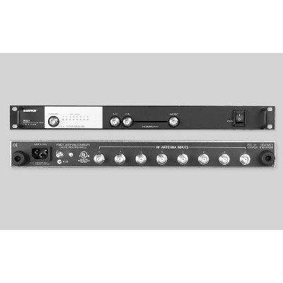 Distribuidor De Antena Shure Para Sistema De In-ear PSM - PA821