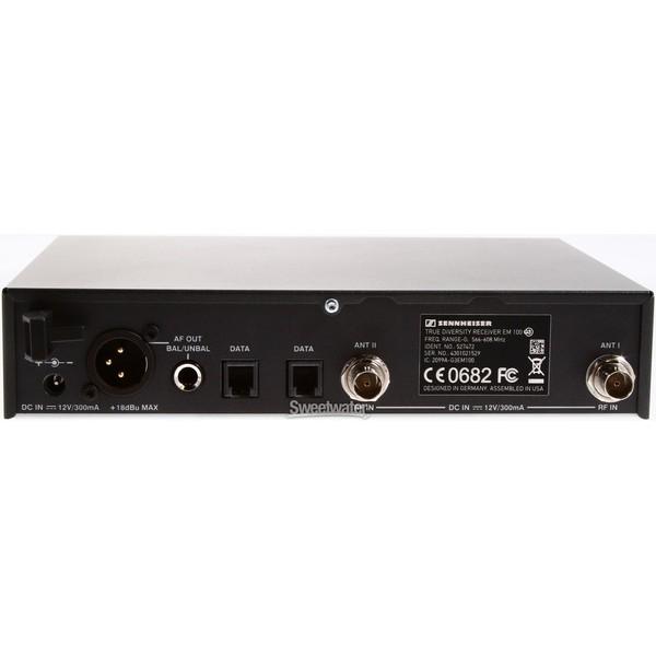 Microfone sem fio Sennheiser de mão - EW 135 G3