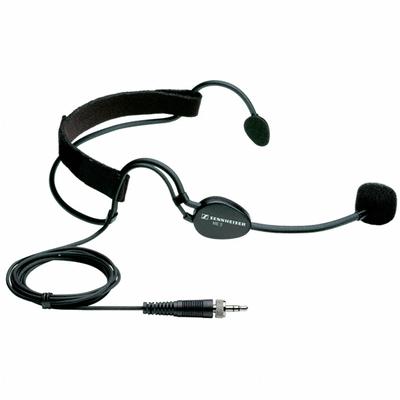Microfone Sennheiser Headset Condensador Supercardioide - ME3