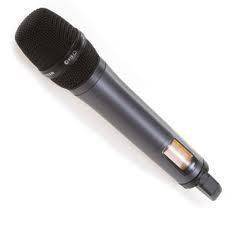 Sennheiser Microfone Sem Fio Bastão e815 Supercadioide UHF - EW115 G3