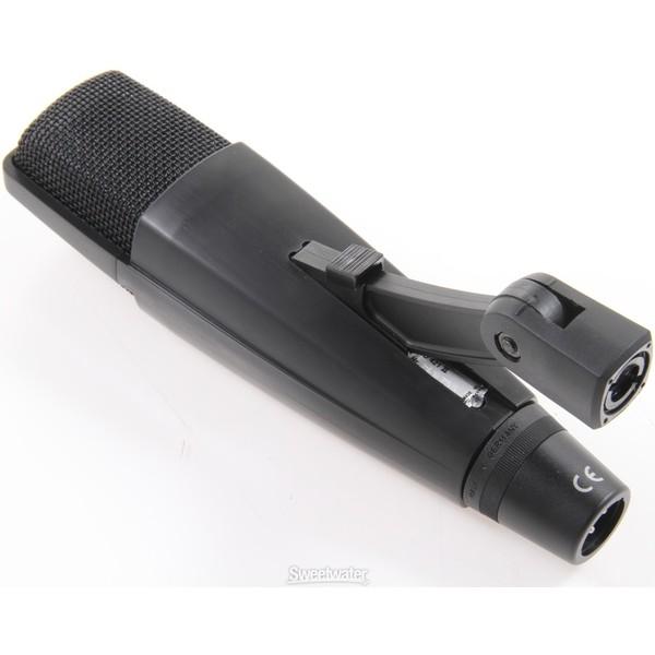 Microfone Cardioide Dinamico Sennheiser Md421-ll