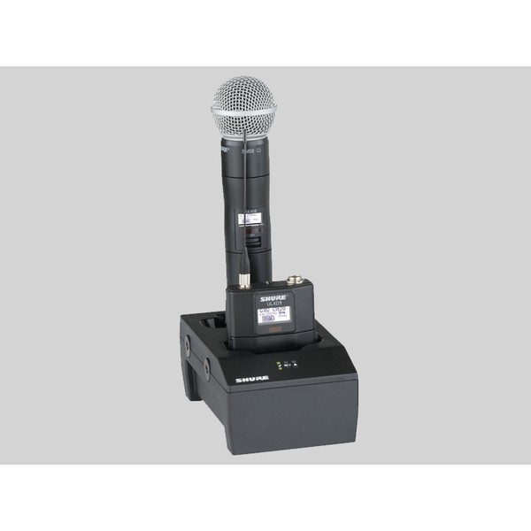 Carregador de Mesa Shure para Bateria recarregável - SBC200-BR