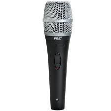 Microfone Shure para Instrumento Dinâmico - PG57-XLR
