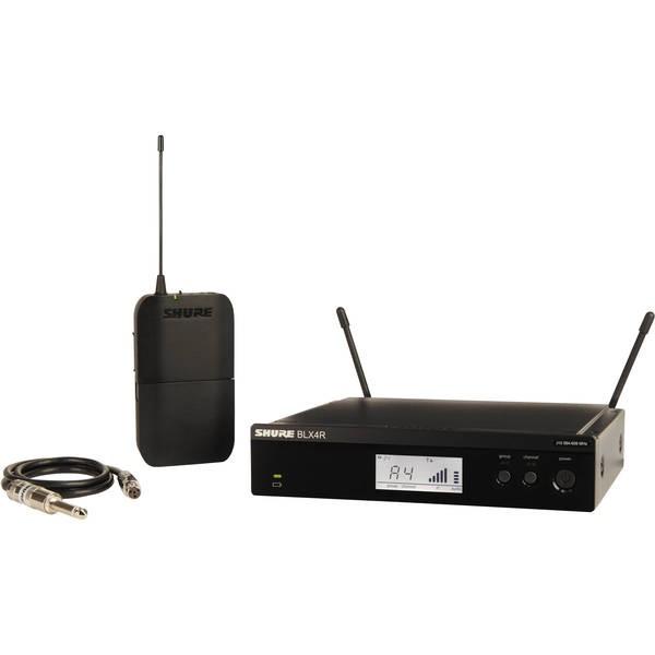 Sistema Sem Fio Shure BLX para Lapela/instrumentos - BLX14R